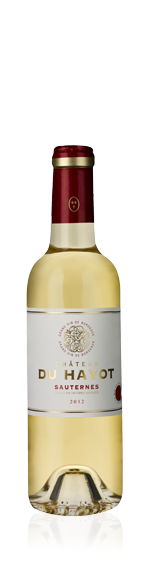 vin Château Du Hayot 2012 (halvflaska) Sémillon