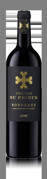 Château Du Prieur Bdx Rouge Aoc 2016