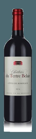 vin Château Du Tertre Belair 2016 Merlot