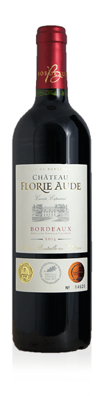 Chateau Florie Aude Red 2014