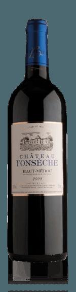 vin Château Fonsèche Haut-Médoc 2016  Cabernet Sauvignon