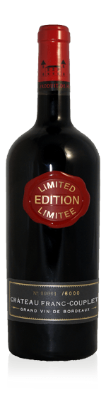 Chateau Franc Couplet Limited Edition Red 2016