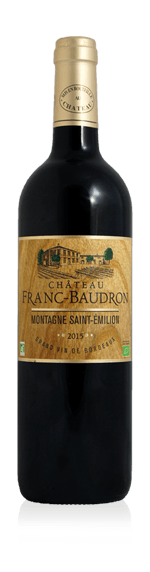 Chateau Franc-Baudron Red 2015