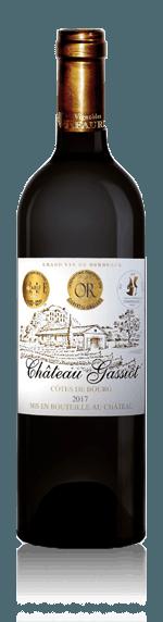 Château Gassiot Côtes de Bourg 2017 Merlot