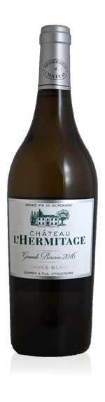Chateau L´Hermitage Grande Reserve Graves Blanc 2016