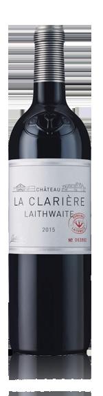 vin Château La Clarière Laithwaite 2015 Merlot