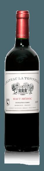 vin Château La Tonnelle Cru Bourgeois Haut-Médoc 2015 Cabernet Sauvignon