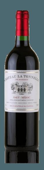 vin Château La Tonnelle Haut-Médoc 2010 Magnum Cabernet Sauvignon