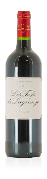 vin Château Lagrange Fiefs de Lagrange Saint-Julien AOP rouge 2014 Cabernet Sauvignon