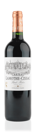 vin Château Lamothe-Cissac Cru Bourgeois Haut-Médoc 2010 Magnum Cabernet Sauvignon