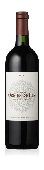 vin Château Les Ormes de Pez Saint-Estèphe AOP Rouge 2013 Cabernet Sauvignon