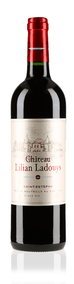 vin Château Lilian Ladouÿs Saint-Estèphe 2015  Merlot