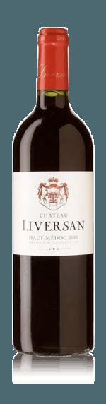 Château Liversan Cru Bourgeois Haut-Médoc 2011 Cabernet Sauvignon