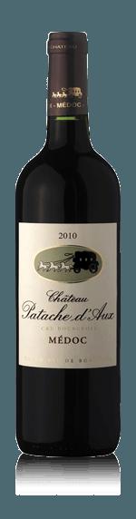 vin Château Patache d´Aux Cru Bourgeois Médoc 2010  Cabernet Sauvignon