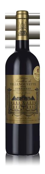 vin Château Pavillon De Villenouvette 2016 Carignan