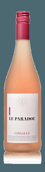 Château Pesquié Le Paradou Cinsault Rosé Vin de France 2018 Cinsaut 100% Cinsault Languedoc