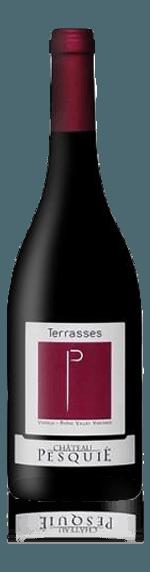 vin Château Pesquié Les Terrasses Rouge Ventoux 2014  Grenache