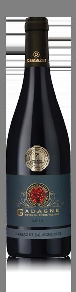 vin Château Quilex Cdrv Gadagne 2015 Syrah