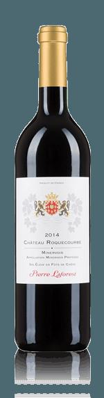 vin Château Roquecourbe Minervois Grenache