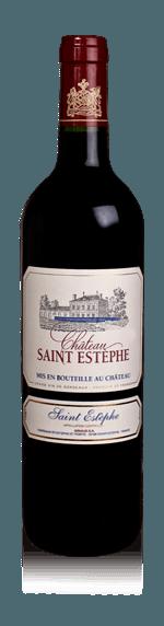 vin Château Saint-Estephe Saint Estéphe Rouge 2013 Cabernet Sauvignon