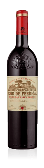 vin Château Tour De Perrigal Bordeaux Superieur 2017 Cabernet Sauvignon