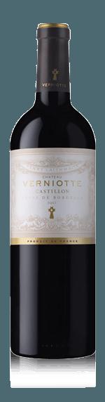 vin Château Verniotte 2012 Merlot