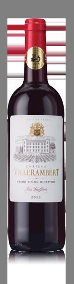 vin Château Villerambert Les Truffiers 2015 Syrah