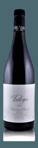 vin Château Viranel Trilogie Rouge Pays d'Hérault Cessenon Rouge 2015 Syrah