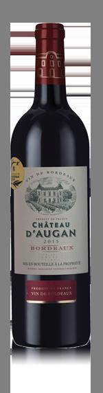 vin Château d'Augan 2015 Merlot