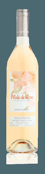 Château de La Tour de l´Evêque Petale De Rosé 2018 Cinsault 46% Cinsault, 32% Grenache, 12% Syrah, 5% Mourvèdre, 2% Ugni blanc, 1% Cabernet sauvignon, 1% Rolle, 1% Sémillon Provence