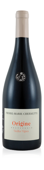 vin Chermette Beaujolais Primeur Origine 2017 Gamay