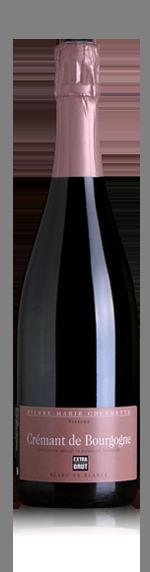 vin Chermette Crémant de Bourgogne Extra Brut Chardonnay