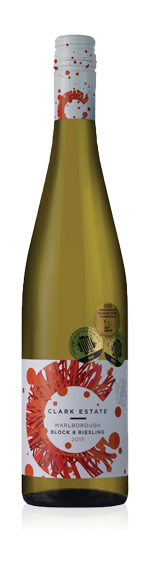 Clark Estate Block 8 Riesling 2015