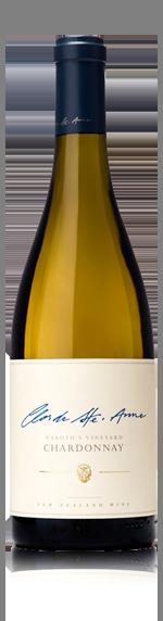 vin Millton Clos de Ste Anne Naboth's Vineyard Chardonnay 2015 Chardonnay