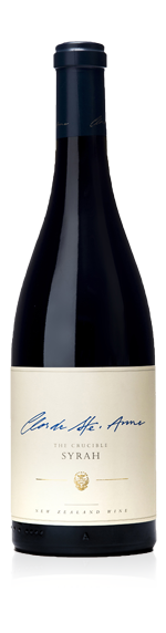 Clos de Ste Anne The Crucible Syrah 2015 Syrah