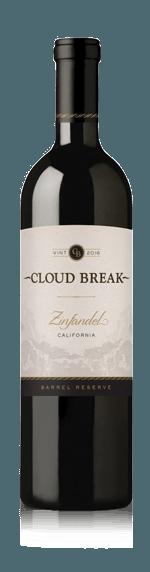 Cloudbreak Zinfandel 2016 Zinfandel