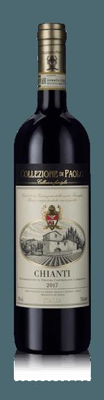 vin Collezione Di Paolo Chianti DOCG 2017 Sangiovese