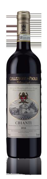 vin Collezione Di Paolo Chianti Docg 2016 Sangiovese