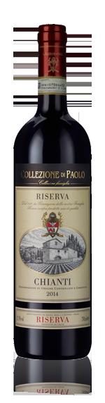 vin Collezione Di Paolo Chianti Riserva 2014 Sangiovese