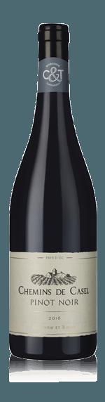 vin Collovray & Terrier Chemins De Casel Pinot Noir 2016 Pinot Noir