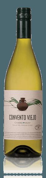 Convento Viejo Chardonnay 2018 Chardonnay 100% Chardonnay Maule
