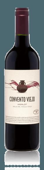 Convento Viejo Merlot 2017 Merlot 100% Merlot Maule