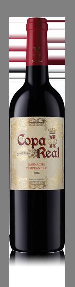 vin Copa Real 2016 Tempranillo