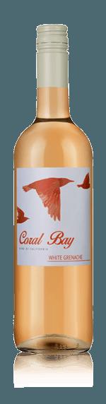 vin Coral Bay White Grenache 2016 Grenache 100% Grenache Kalifornien
