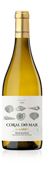 Coral do Mar Albariño 2017 Albarino