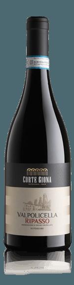 Corte Giona Ripasso Superiore DOC 2016 Corvina 65% Corvina, 20% Rondinella, 10% Corvinone, 5% övriga lokala druvsorter Venetien