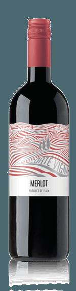 Corte Vigna Merlot  Merlot 85% Merlot, 15% lokala druvsorter Vino d'Italia