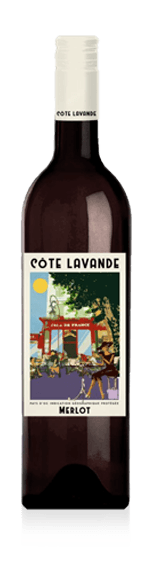 vin Côte Lavande Merlot 2016 Merlot
