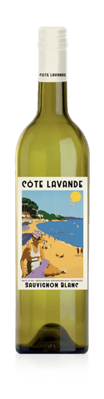 vin Côte Lavande Sauvignon Blanc 2016 Sauvignon Blanc