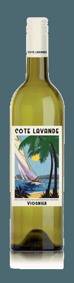vin Côte Lavande Viognier 2016 Viognier